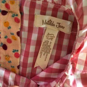 Matilda Jane Matching Sets - Matilda Jane True love